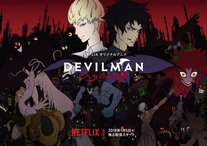Try Devilman Crybaby.