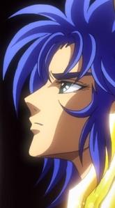 Gemini Saga from ''Saint Seiya''