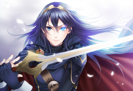 I have tons but I'll use Lucina this time.