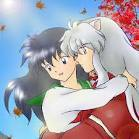 Inuyasha and Kagome, since I was a big Inuyasha người hâm mộ at the time.