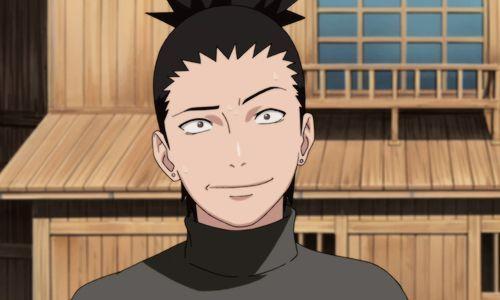 From Naruto? Shikamaru, definitely.