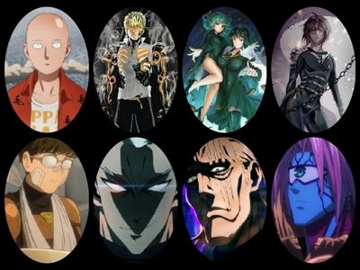 I know you said top 5 characters, but i couldn't pick just 5 characters. So here is 9 One Punch Man characters. Saitama, Genos, Tatsumaki Tornado of Terror, Fubuki Blizzard, Speed-O-Sound Sonic, Mumen Rider, Garou, King Engine and Lord Boros.  I like more characters. Just adding a few for now.   Top 5 One Punch Man characters.  #1 Saitama.  #2 Genos.  #3 Tatsumaki Tornado of Terror  #4 Fubuki Blizzard.  #5 Speed-O-Sound Sonic.