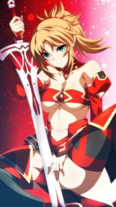 Me x Mordred