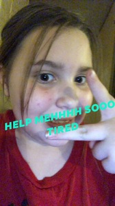 Hey!!! I'm Carly I'm 11 years old if आप are 11-12 your perfect for me!! here is my number 4178503016