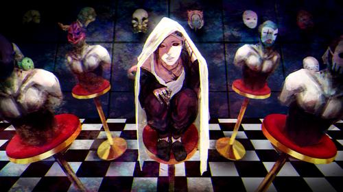 Uta, Tokyo Ghoul series.