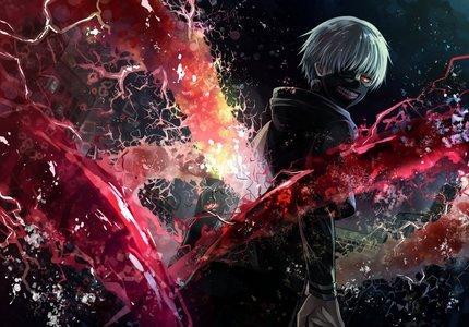 1. Kaneki Ken (Tokyo Ghoul) 2. Sebastian Michealis (Black Butler) 3. Urie Kuki (Tokyo Ghoul:Re) 4. Ryuk (Death note) 5. Koro-Sensei (Assassination classroom.) 6. Meruem (HunterXHunter) 7. Death the Kid (Soul Eater) 8. Grell (Black Butler) 9. Yato (Noragami) 10. Rin Okumura (Ao no exorcist)