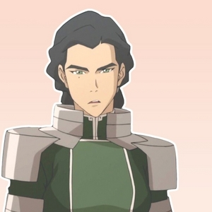 Kuvira ~<3 Old but also new. I had a brief obsession with her when her character was first introduced but it died off pretty quick. It's back though and a pretty solid one.