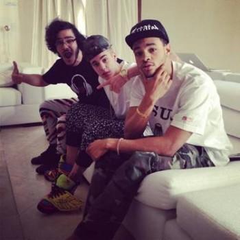 Justin & friends !