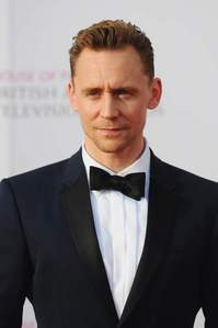 Tom Hiddleston,who plays Loki in the Thor and Avengers films