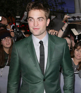 I'll never get tired of him in this green Gucci suit<3