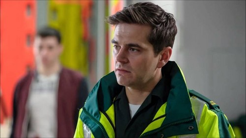 Just a bit sad cuz Mike's leaving Casualty soon 😞😞