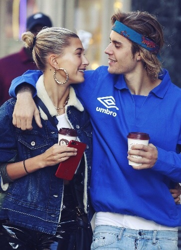 Hailey and Justin Bieber *_*