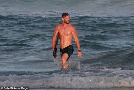 now this is a women's wet dream come to life ... a God who walks on water<3