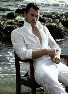 dreamy 天使 in white<3