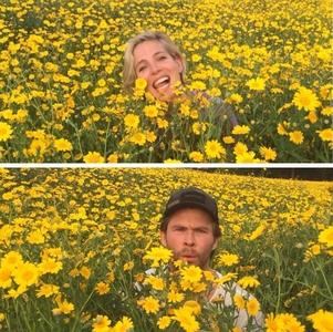 fresh as a daisy...LOL
