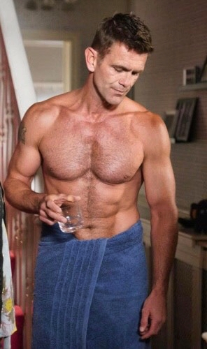 Scott Maslen as Jack Branning in Eastenders 👅