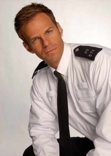 Ben Richards as PC Nate Richards in The Bill .