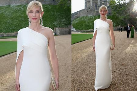 Cate Blanchett looking like a true modern siku Old Hollywood nyota