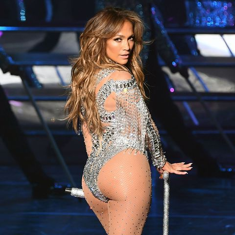 J.Lo's got booty and a whole lot of it