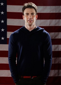 can't get più American than Captain America himself