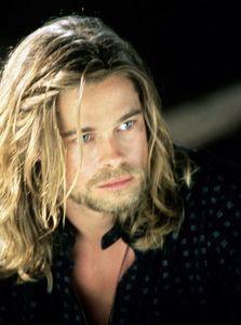 luscious long hair