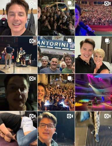 This is Johns Instagram page ! He posts so much about his Barrow fan and I'm on there <3