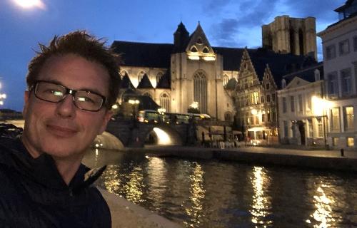 John in Belgium 🇧🇪