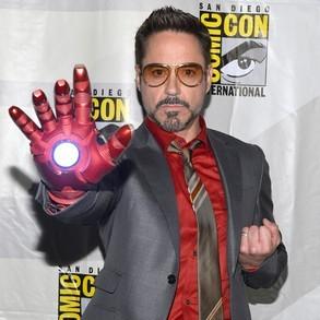 Iron Man hands