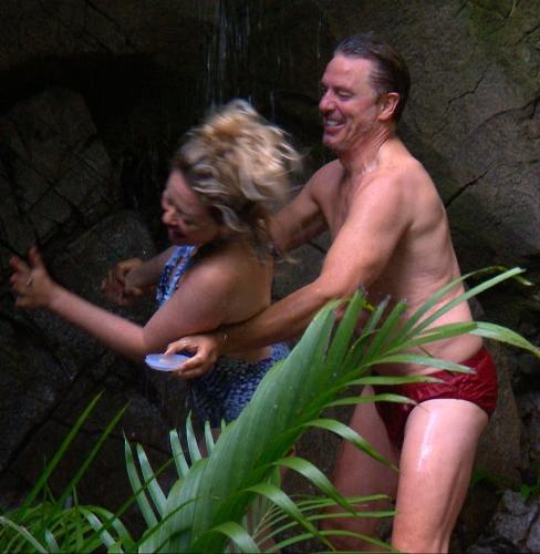 Jungle John with Emily Atack !