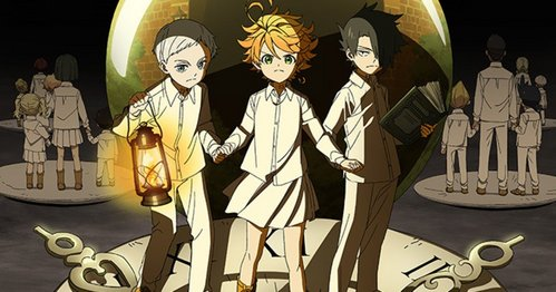 1. The Promised Neverland(if 你 haven't watched it, WATCH IT! 2. Boruto 3.Naruto 4. My hero academia 5. Dororo My 5 favs