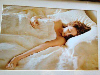 a true sleeping beauty