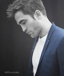 handsome Rob from the side