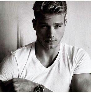 Matthew is white hot!!!
