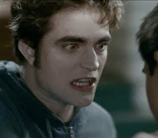 my hot angry vampire