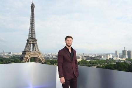 Bonjour,Monsieur Hemsworth