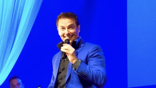Mr Barrowman makes me laugh all the time xD