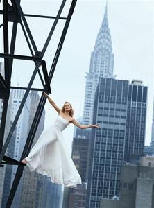 the extraordinary Kate Winslet in NY