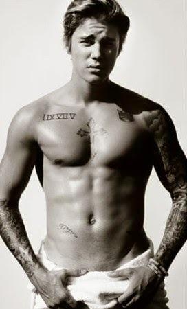 el fuego Bieber