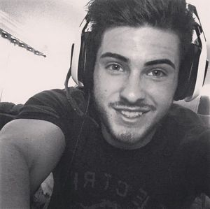 Cody's beautiful smile