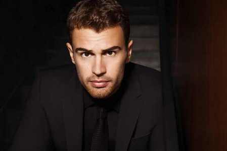 Theo's gorgeous brown eyes