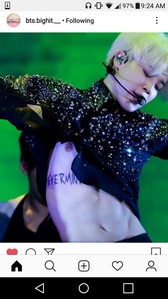 Well i only have a pic of jimins abs. But i think they all have amazing abs.... But pretty sure u will die from this