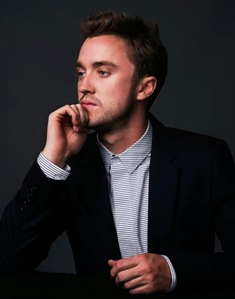 Tom Felton...and it's a shame too.He was in the Harry Potter movies,but hasn't been seen much since the series ended