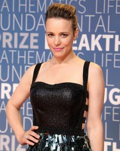 Rachel McAdams from Canada, like me.