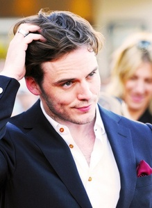 cute British dimples