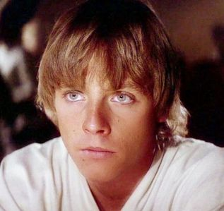 Mark Hamill,from the earlier звезда Wars movies.I thought he was a definite cutie...now not so much