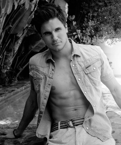 Robbie Amell *_*