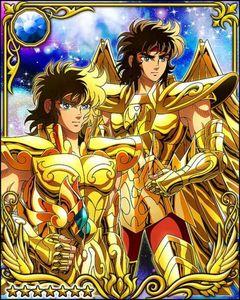Leo Aiolia and Aiolos Sagittarius