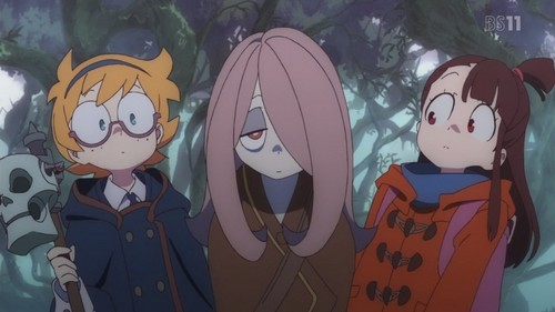 Little Witch Academia, even though it has passed some time since. I am planning to watch Kaito Kid, or The Promised Land