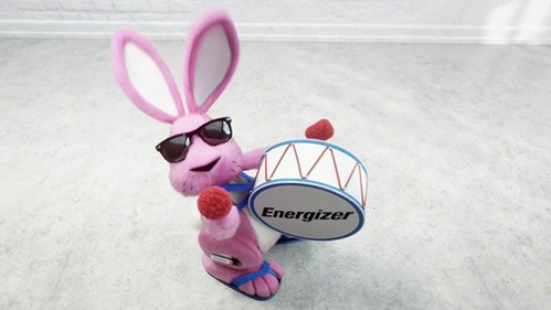 that bunny from the energizer commercials. every single opponent fears me
