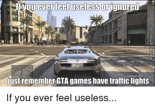 Sometimes I used them.